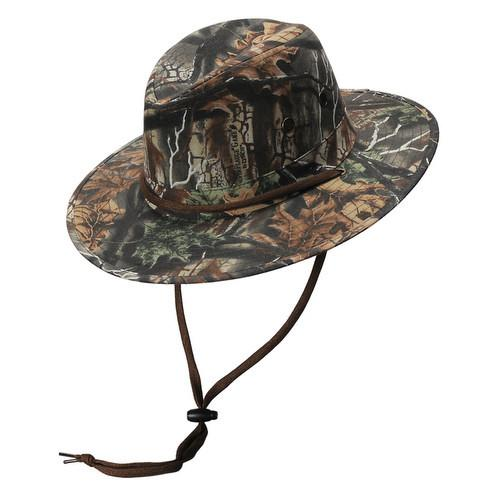 Turner Hats Aussie Camo Solid Crown Hat