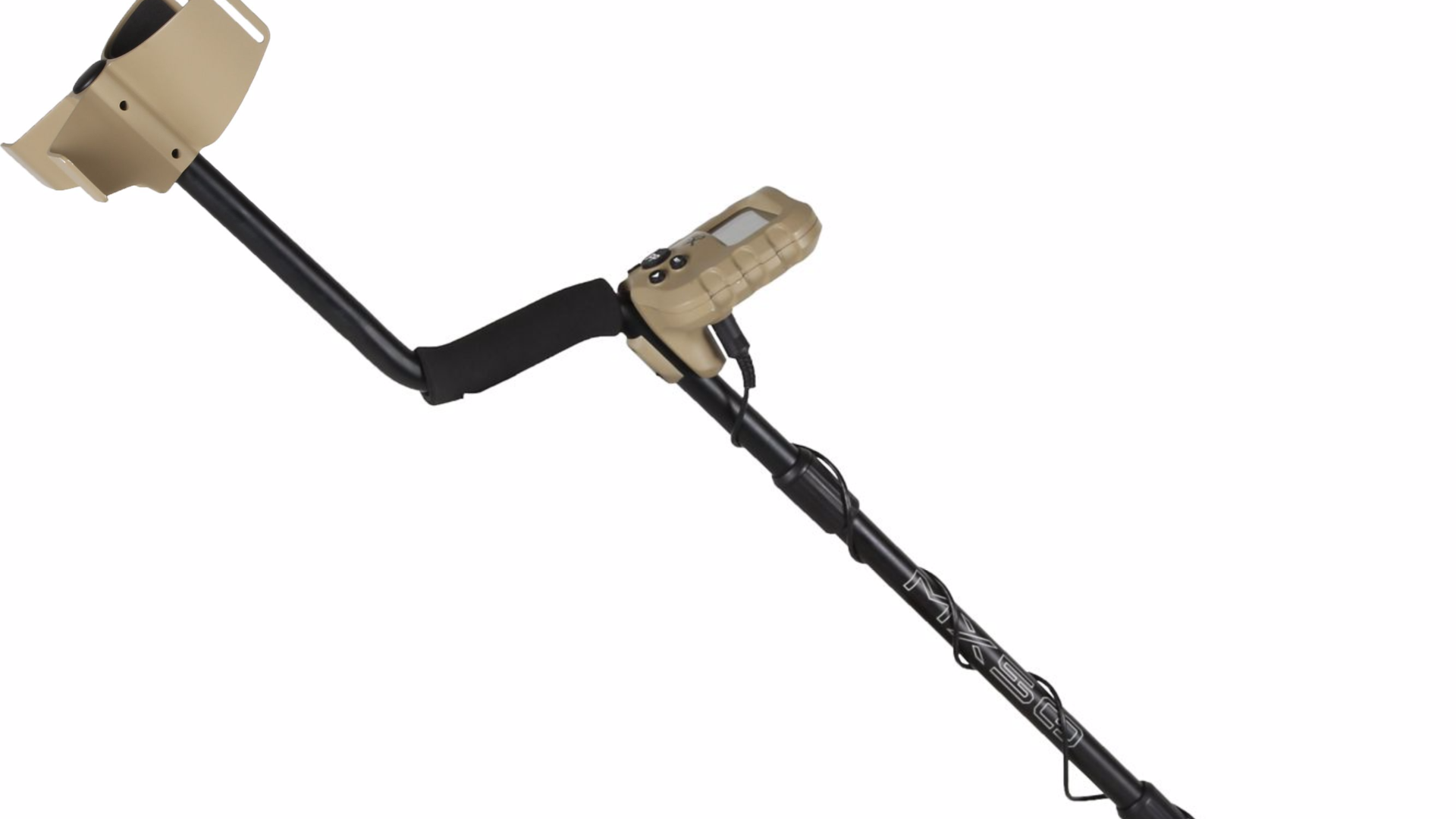 WILGAME INNOVATIONS MX50 METAL DETECTOR
