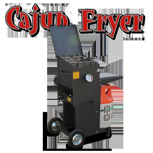 Cajun Fryer Safford Trading