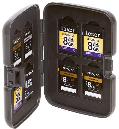 Plano SD Card Holder