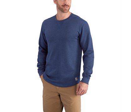 Carhartt Men's Tilden Long Sleeve Crew Neck Shirt