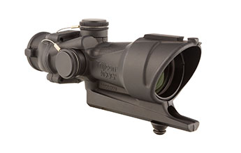 TRIJICON ACOG 4X32 WITH RED ILLUMINATION
