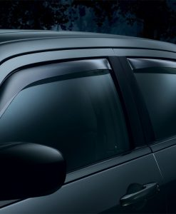 WEATHERTECH SIDE WINDOW RAIN DEFLECTOR RAIN GUARD SILVERADO SIERRA 1999-2007 2