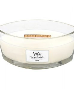 Woodwick HearthWick Candle - Linen