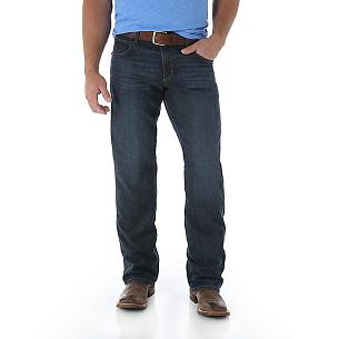 Wrangler Men's Retro Relaxed Fit Boot Cut Jean WRT20AB