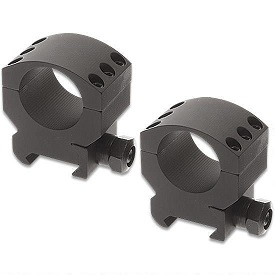 "Burris Xtreme Tactical Rings 1"" Extra High"
