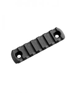 Magpul M-Lok Polymer Rail Section, 7 Slot