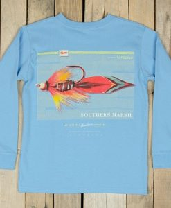 Southern Marsh Youth Outfitter Series Tee - 3 - Long Sleeve