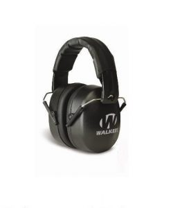 walker's extra protection earmuffs