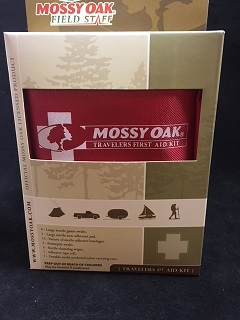 Mossy Oak Travelers First Aid Kit