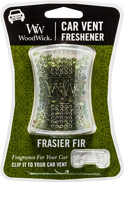 WoodWick Car Vent Freshener - Frasier Fir