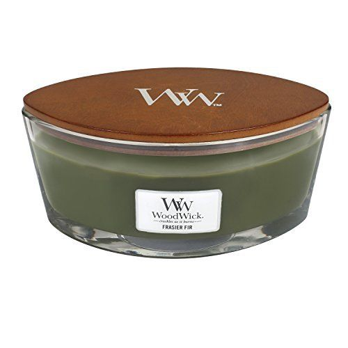 WoodWick HearthWick Candle - Frasier Fir