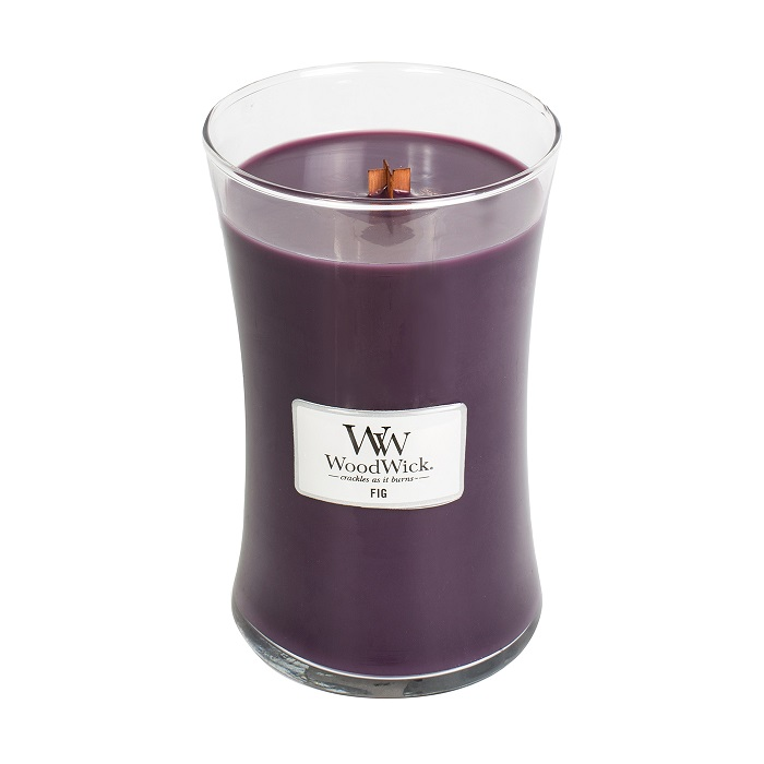 WoodWick Large Jar Candle - Fig