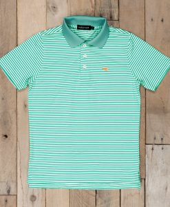 Southern Marsh Youth Bermuda Performance Polo