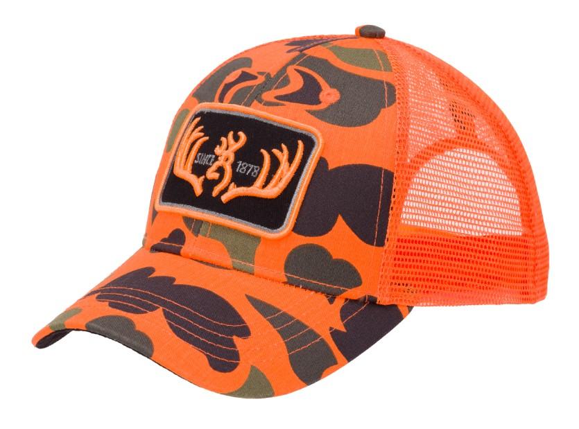 Browning Racked Cap - Blaze  d457552af38