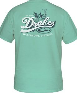 Drake Cursive Script Short Sleeve T-Shirt