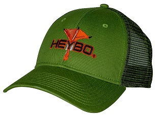 Heybo Foots Mesh Back Cap