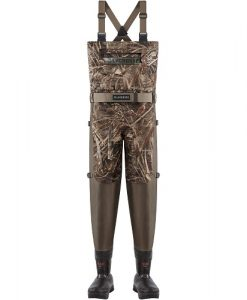 LaCrosse Insulated Alpha Swampfox Drop Top Wader 1000G - 700088