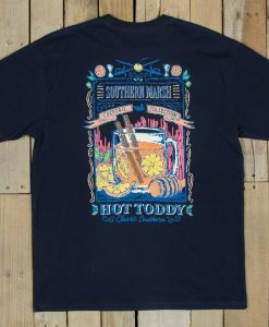 Southern Marsh Cocktail Collection Tee - Hot Toddy