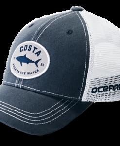 1bf833d2bf Costa Del Mar Ocearch Nantucket Trucker Hat