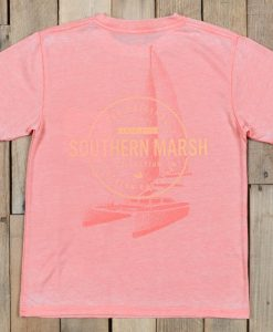 Southern Marsh Youth SEAWASH Tee - Sail Away