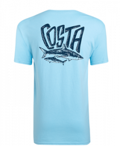 Costa Del Mar Ocearch Marine Short Sleeve T-Shirt