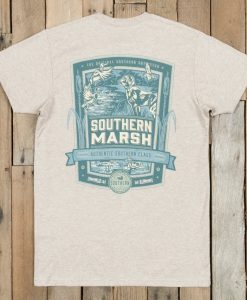 Southern Marsh Genuine Tee - Duck Hunting