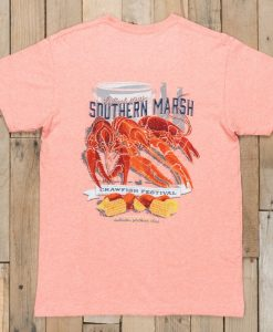 Southern Marsh Festival Series Tee - Crawfish