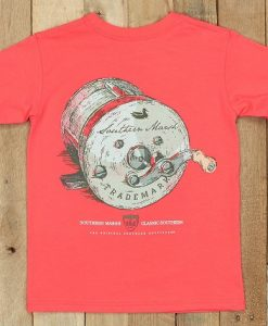 Southern Marsh Youth Southern Class - Fishing Reel Tee