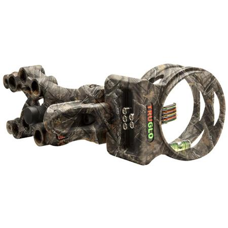 TruGlo Carbon XS Extreme 5 Pin Sight