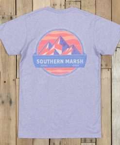 Southern Marsh Branding Collection Tee - Summit
