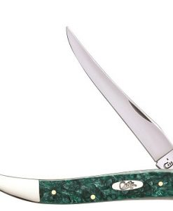 Case Green Sparkle Kirinite Medium Texas Toothpick