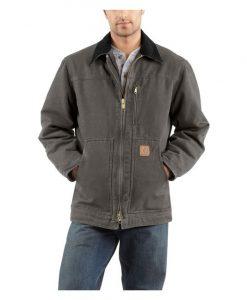 Carhartt Sandstone Ridge Coat / Sherpa Lined
