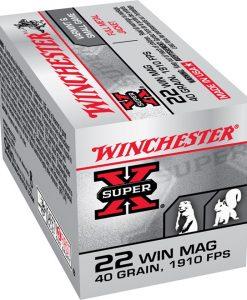 Winchester 22 Win Mag. 40 Gr. Super-X