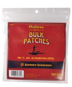 Outers Bulk Cleaning Patches 800 Ct.