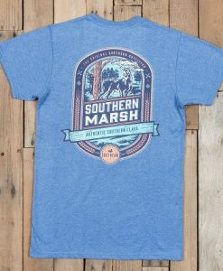 Southern Marsh Genuine Tee - Deer Hunting