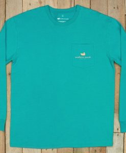 Southern Marsh FieldTec Fish Tee - Long Sleeve