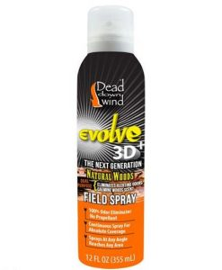Dead Down Wind Evolve 3D+ Field Spray 12 Oz.