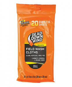 Dead Down Wind Field Wash Cloths 20 Ct.