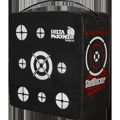 Delta McKenzie ShotBlocker Black Magnum