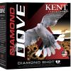 "Kent Diamond Dove 12 Ga, 2-3/4"", 1-1/4 Oz."