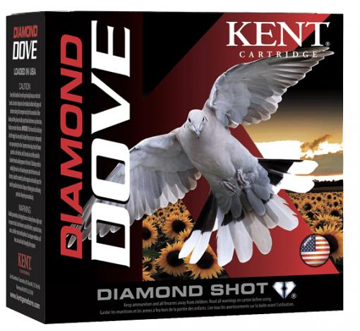 "Kent Diamond Dove 20 Ga, 2-3/4"", 1 Oz."