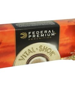 Federal Premium 270 Win. Short Mag Nosler Ballistic Tip 130 Gr.