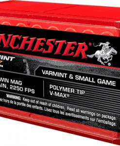 Winchester Varmint HV 22 Win Mag, 30 Gr.