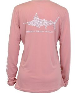 Aftco Women's Jigfish Performance Long Sleeve T-Shirt