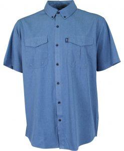 Aftco Men's Skylark SS Woven Shirt