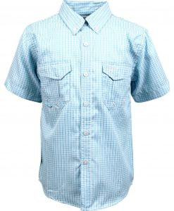 Aftco Youth Sirius SS Tech Shirt