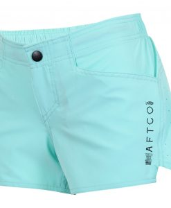 Aftco Women's Microbyte Fishing Shorts