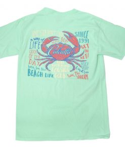 Calcutta Ladies Catch of the Day Short Sleeve T-Shirt