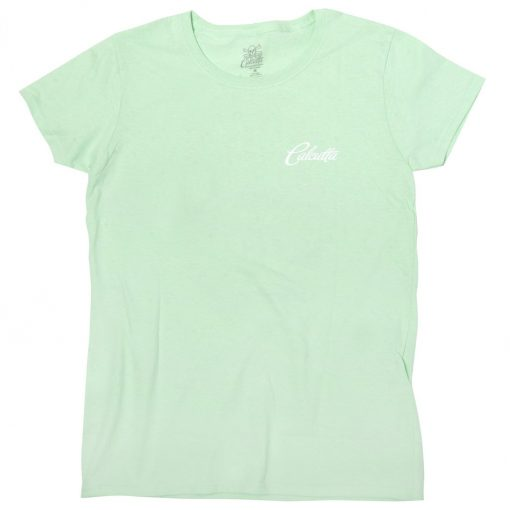 Calcutta Ladies Salty, Sandy, Sassy T-Shirt